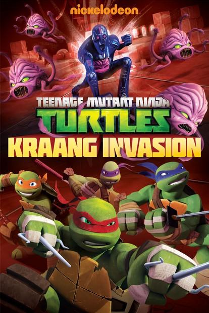 Wojownicze Żółwie Ninja: Inwazja Kraangów