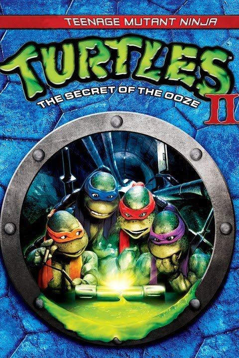 Wojownicze żółwie ninja 2: Tajemnica szlamu