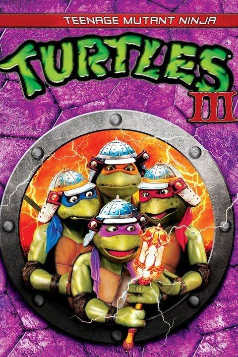 Wojownicze Żółwie Ninja 3