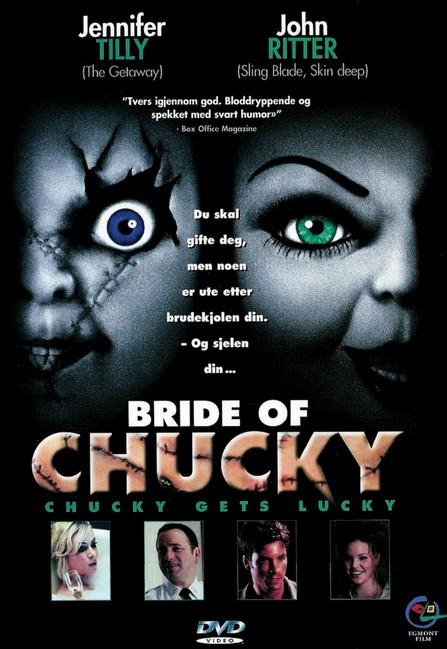 Laleczka Chucky 4: Narzeczona laleczki Chucky