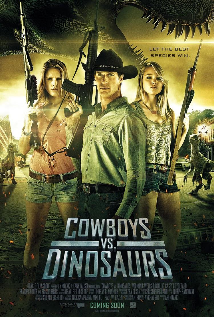 Kowboje kontra dinozaury