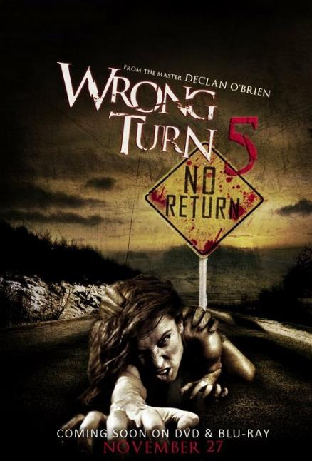 Droga bez powrotu 5: Krwawe granice