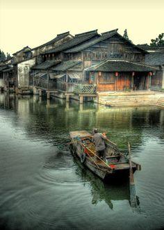 Wielki Kanał: Chiny oczami fotografa