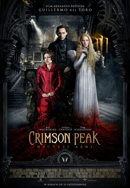 Crimson Peak. Wzgórze krwi