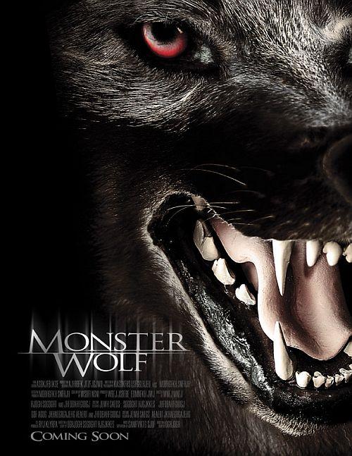 Potworny wilk