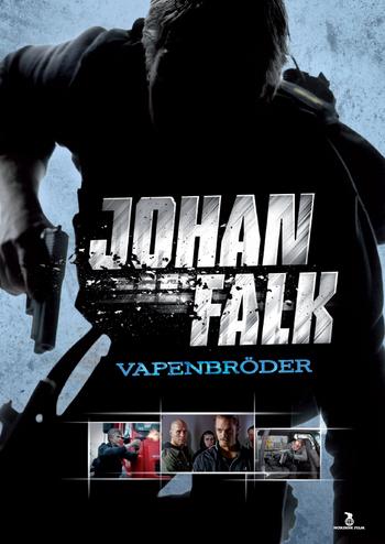 Johan Falk: Braterstwo broni