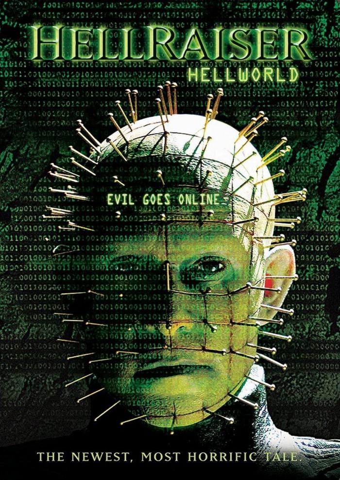 Wysłannik piekieł 8: Hellworld.com