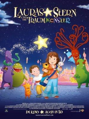 Gwiazdka Laury i potwór ze snów