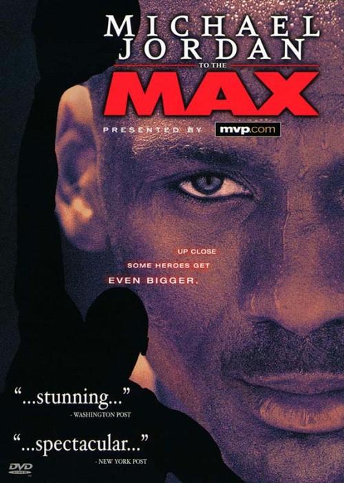 Michael Jordan na Maxa