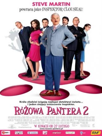 Różowa Pantera 2