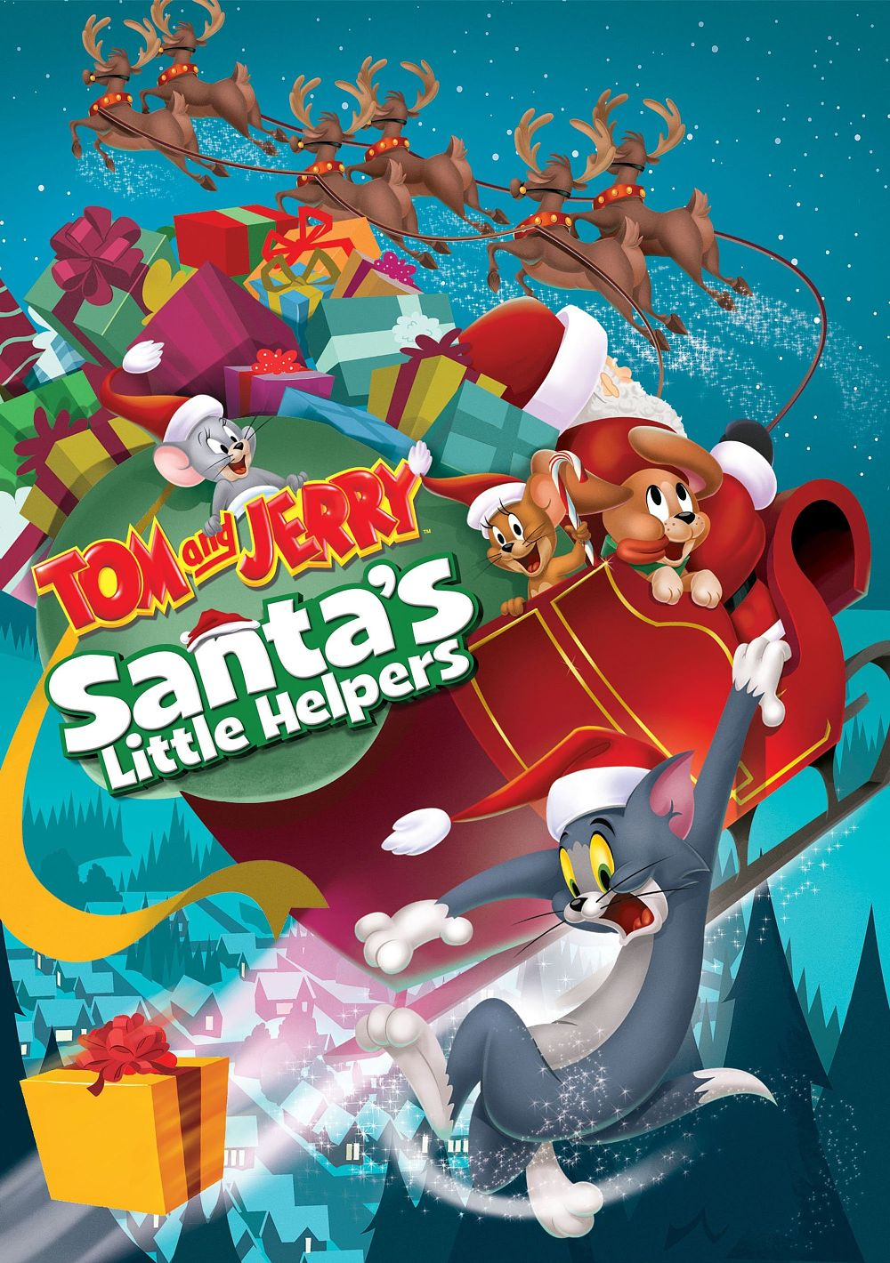 Tom i Jerry: Pomocnicy świętego Mikołaja