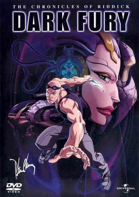 Kroniki Riddicka: Mroczna furia