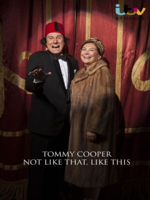 Tommy Cooper: tak, a nie tak