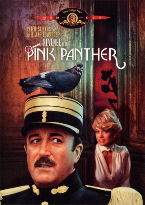 Zemsta Różowej Pantery