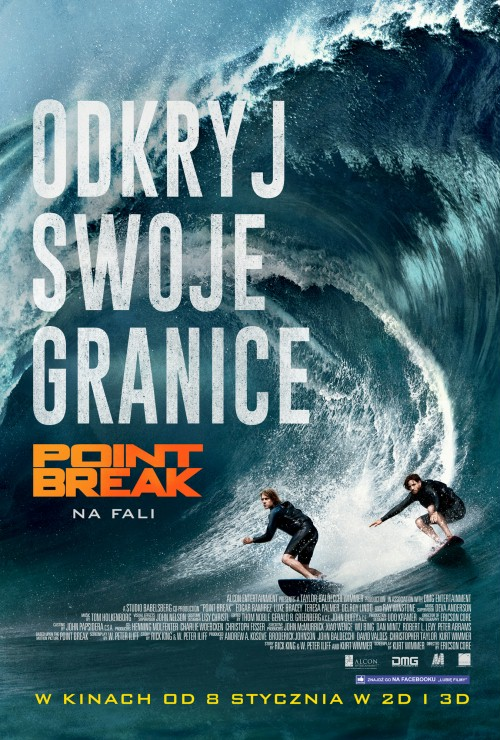 Point Break: Na fali