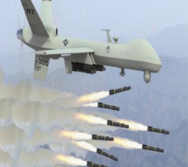 Drony: Bezkarni zabójcy
