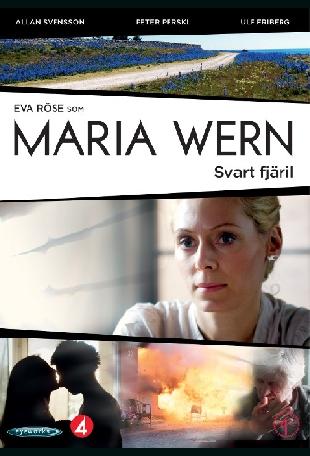 Maria Wern: Czarny Motyl
