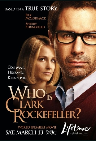Kim Jest Clark Rockefeller?