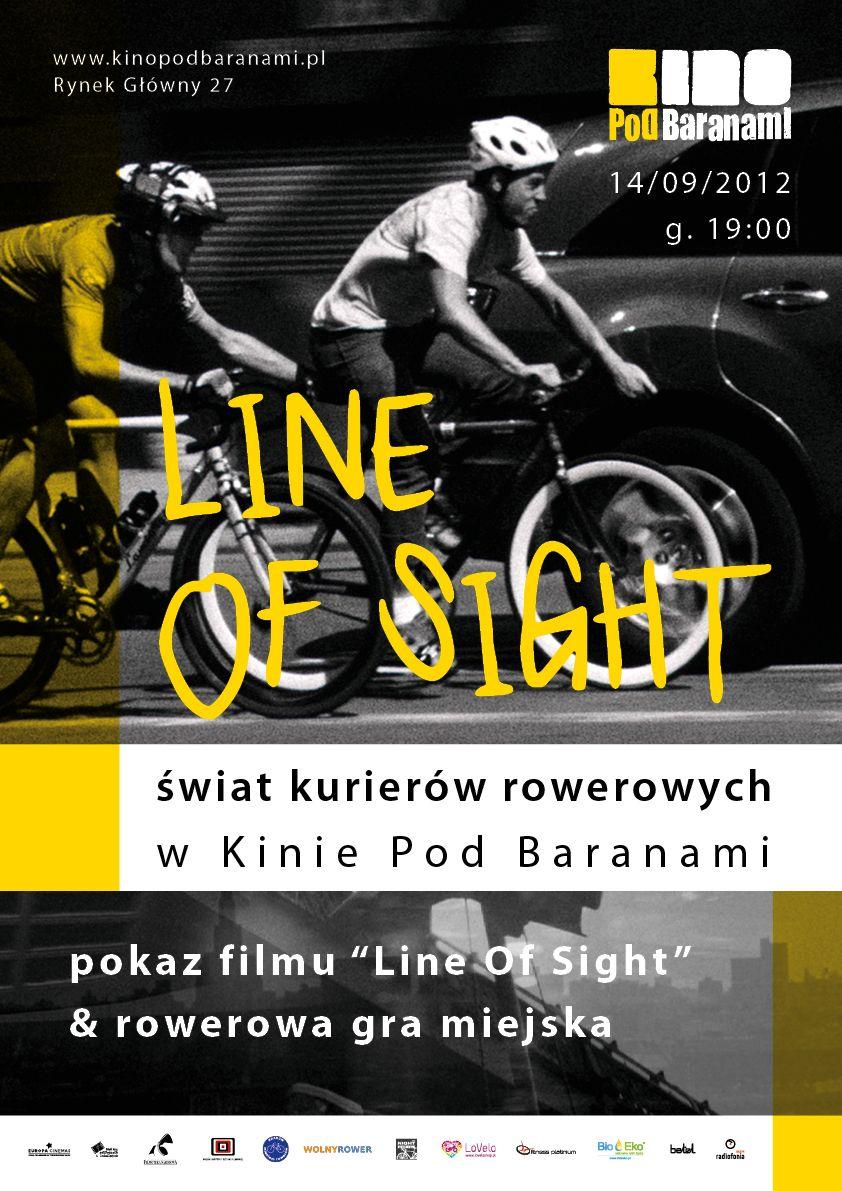 Line of Sight. Świat kurierów rowerowych