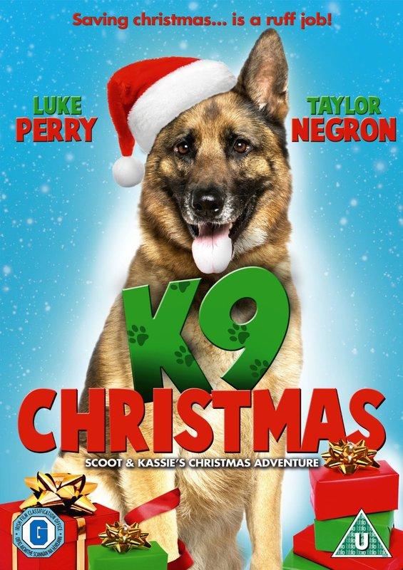 K-9: Pies, który uratował święta