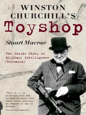 Churchill: Jego tajna broń