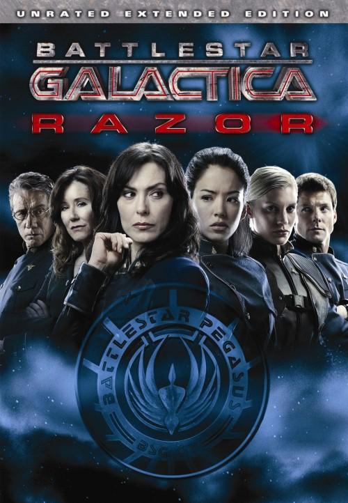 Battlestar Galactica: Razor 1/2