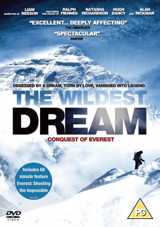 Najśmielsze marzenie. Podbój Everestu