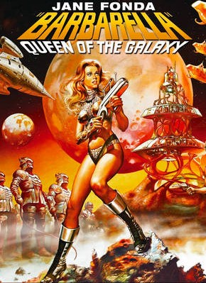 Barbarella: Królowa galaktyki