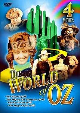 Jego królewska wysokość Strach na Wróble z Oz