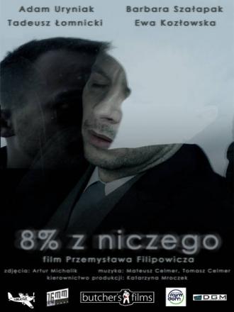 8% z niczego