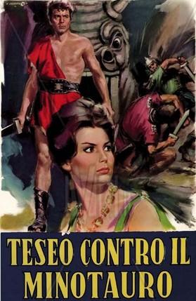 Tezeusz kontra Minotaur