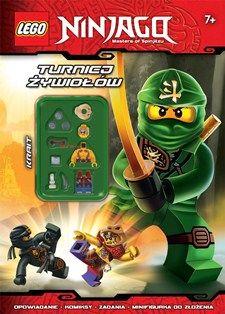 Lego Ninjago: Turniej żywiołów Część 1