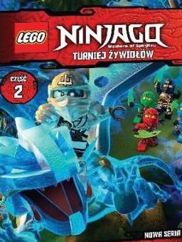 Lego Ninjago: Turniej żywiołów Część 2