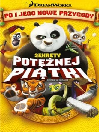 Kung Fu Panda: Sekrety Potężnej Piątki