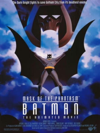 Batman: Maska Batmana