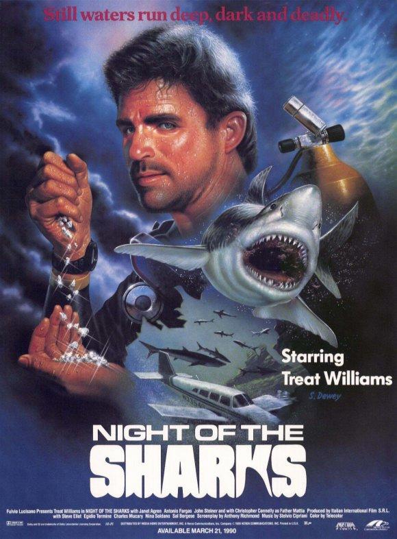 Noc wśród rekinów