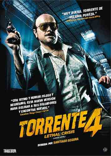 Torrente 4: Śmiertelne zagrożenie