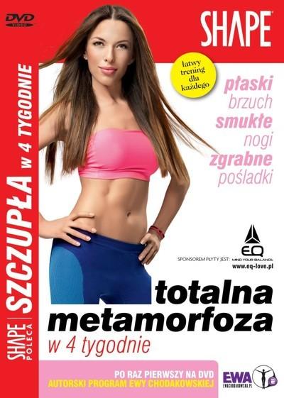 Ewa Chodakowska: Szczupła w 4 tygodnie