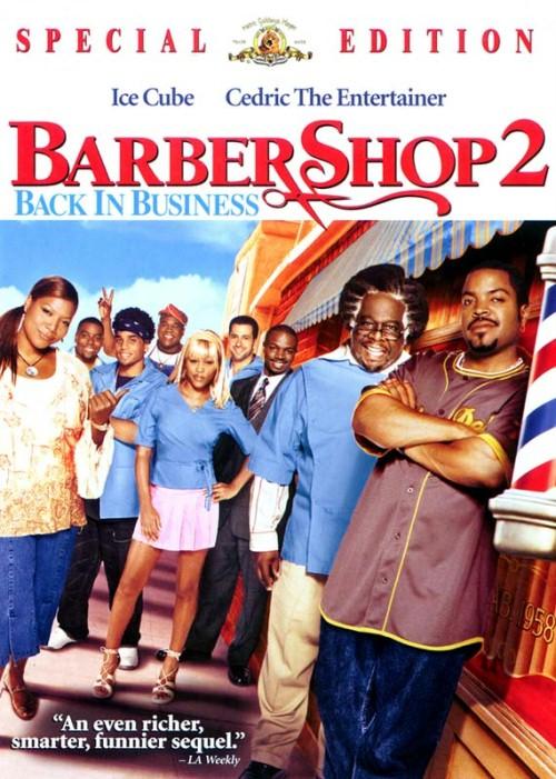Barbershop 2: Z powrotem w interesie