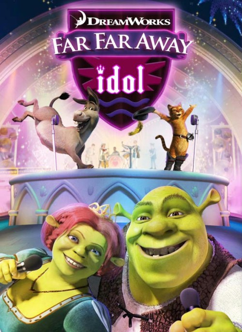 Shrek: Dawno, Dawno Temu w Idolu
