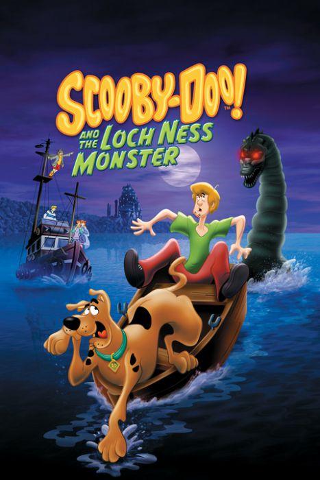 Scooby Doo i potwór z Loch Ness