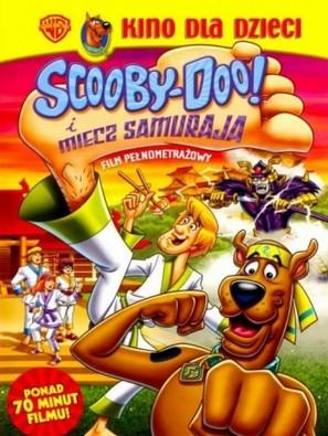 Scooby-Doo i miecz samuraja