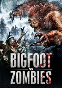 Bigfoots vs. Zombies
