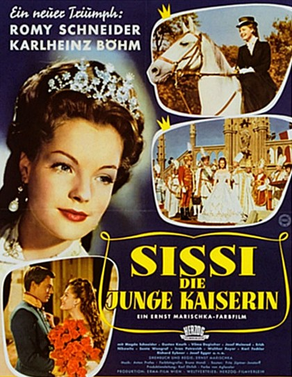 Sissi: Młoda cesarzowa