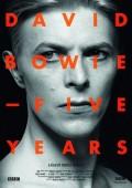 David Bowie: Pięć ważnych lat