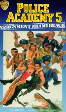Akademia Policyjna 5: Misja w Miami Beach