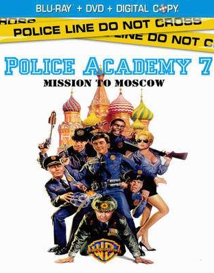 Akademia policyjna 7: Misja w Moskwie