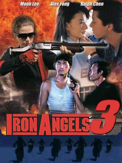 Żelazne Anioły 3
