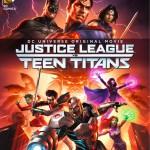 Liga Sprawiedliwości vs Młodzi Tytani
