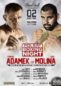 Gala Polsat Boxing Night 5 (Tomasz Adamek vs Eric Molina) (02.04.2016)